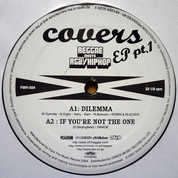 Various - Covers EP Pt. 1 - Reggae Meets R&B / Hiphop
